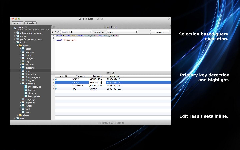 Mysql app for mac windows 10